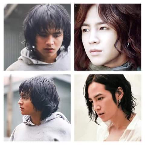 Sigmaton look-a-like of Korean actor Jang Geun Suk?