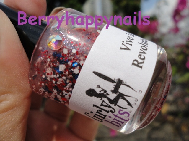happyberrynaiad: Indie of the Month: Girly Bits Vive la Revolution