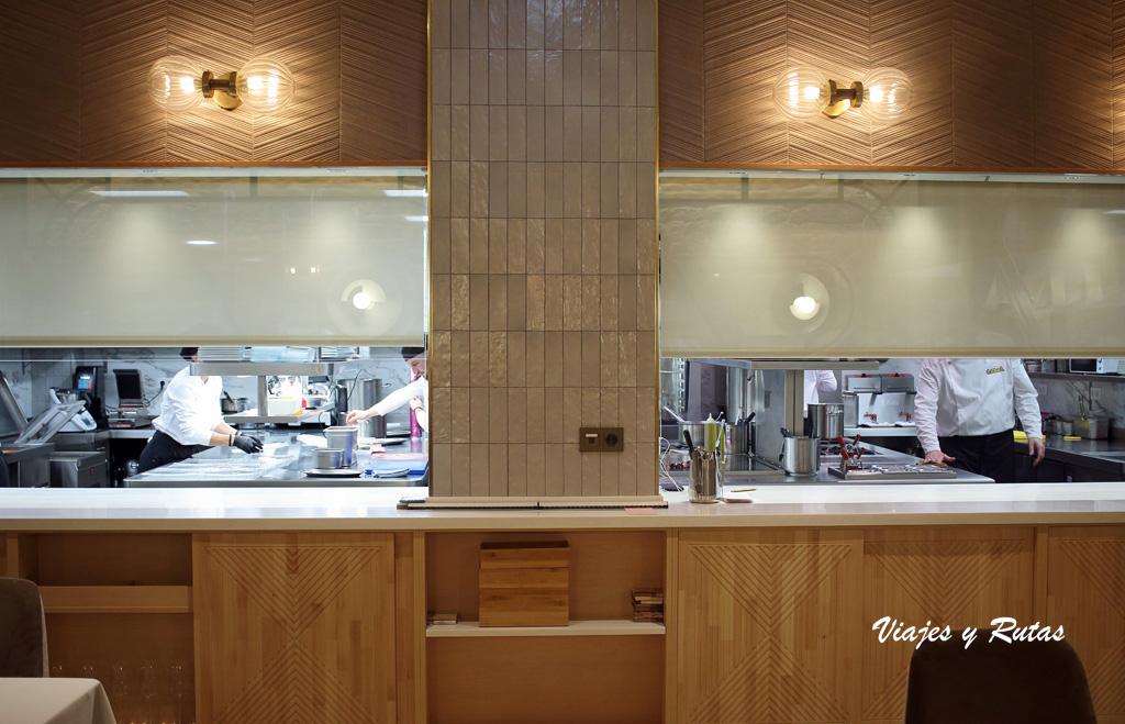 Cocina Cabal de Oviedo