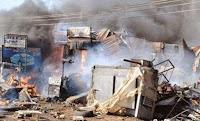 SUICIDE BOMBERS ATTACK BORNO MARKET, KILLED 17