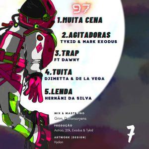 Baixar musica de Kiba The Seven - Muita Cena (2020) DOWNLOAD MP3