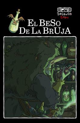 PORTADA EL BESO DE LA BRUJA Selento Books 2021