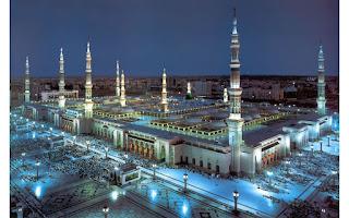 Adakah ini perancangan mereka di Masjid Nabi?