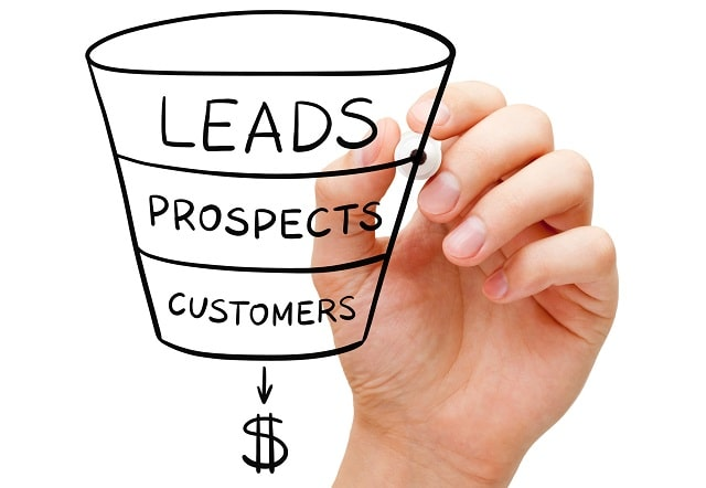 how to improve lead conversion rate tips sales funnel