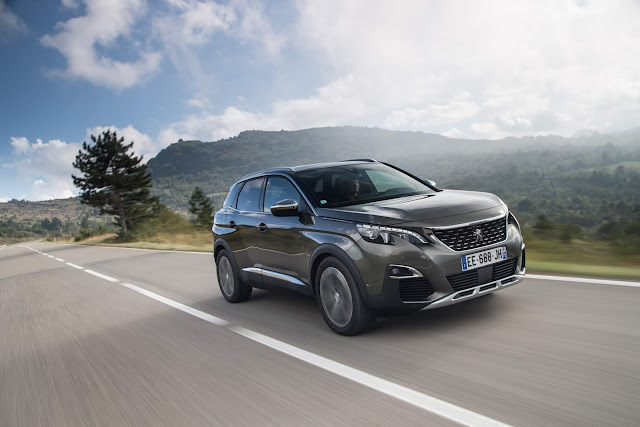 car of the year peugeot 3008