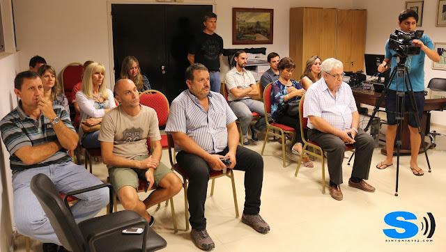 Se realizó el acto de  apertura de Sesiones Ordinarias del Concejo
