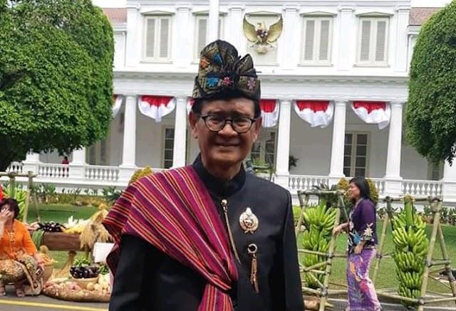 Tak Ada Wakil NTB di Kabinet, Lalu Sudarmadi: Cultural dan Politik Menjadi Kendala