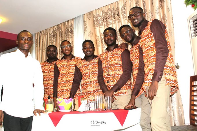 #InspirationalChat with Acapella Music Band NOTE 6. #BeInspired