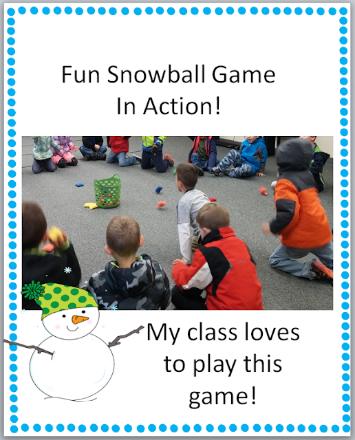 Best Music Snowball Game Ever!