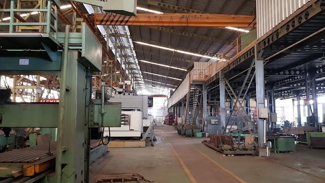 pabrik di kawasan industri millenium tangerang tigaraksa