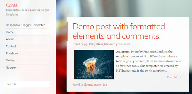 Top 5 New Best Responsive Blogger Templates Theme