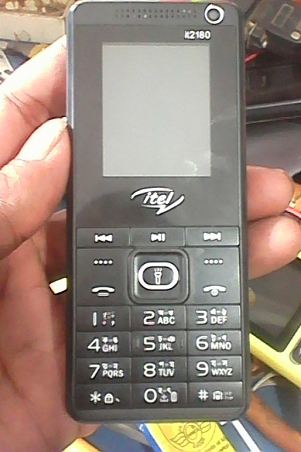 Itel 2180 Pac Flash File