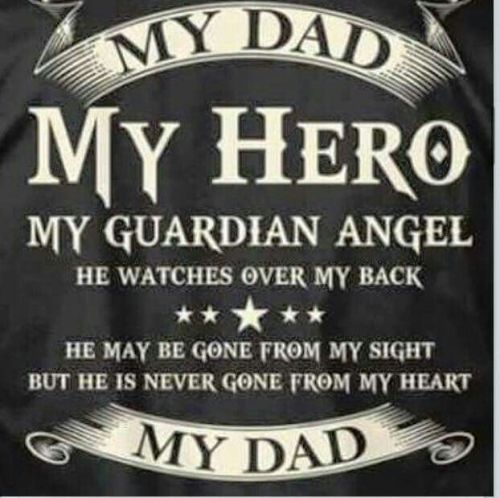 Love Quotes About My Hero : My Dad is my Hero Quotes *{Images & Poems} for Fathers Day 2016, Her...
