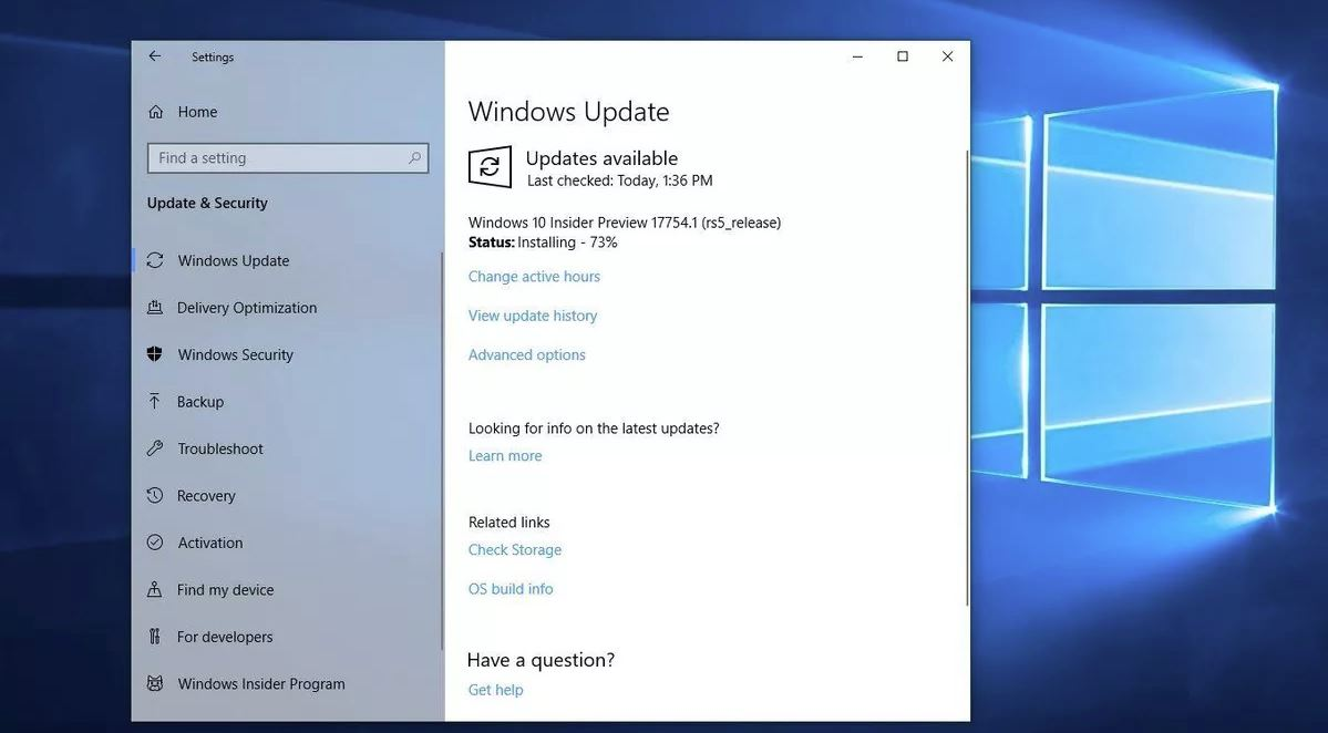 Microsoft reveals hints for Windows 10 20H2 update