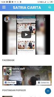 Cara menampilkan video