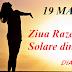 19 mai: Ziua Razelor Solare din Mai