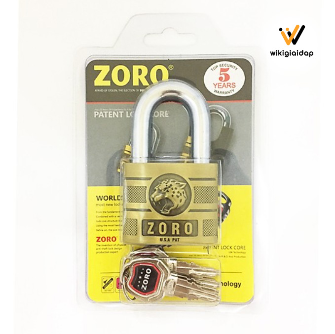 Ổ khóa chống cắt Zoro ZR03