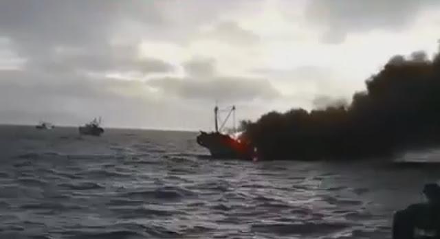 Kapal Taiwan yang Berisi 3 ABK Indonesia Terkabar Pagi Tadi, Berikut Info Lengkapnya