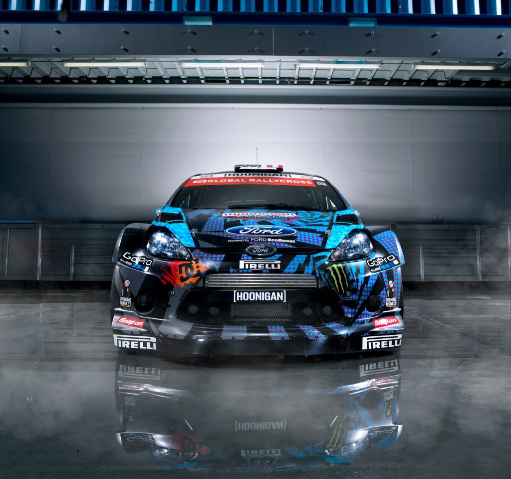 Information and Review Car: Ken Block's 2013 Hoonigan Racing