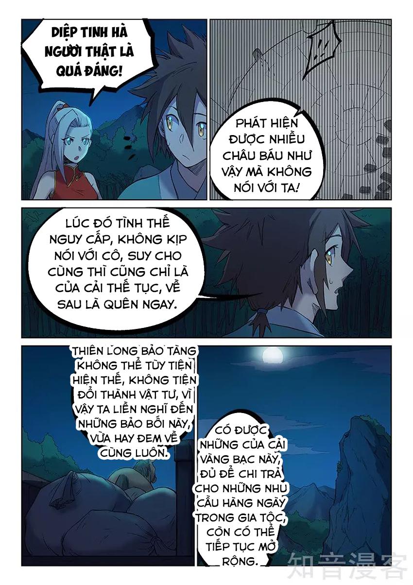 Tinh Võ Thần Quyết Chapter 251 video - Hamtruyen.vn