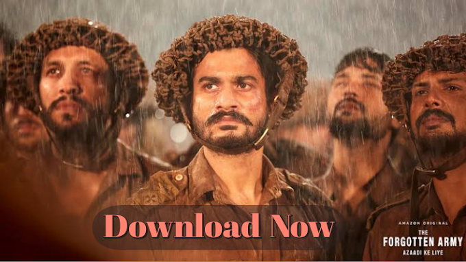The forgotten army web series download tamilrockers