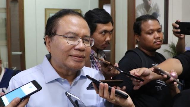 Rizal Ramli: Jokowi Berminat Pakai UU ITE untuk Berangus Demokrasi