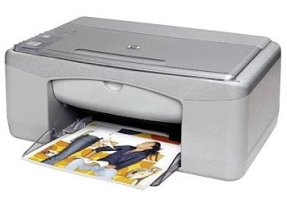 HP PSC 1219 All-in-One Pilote