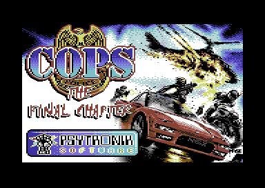 Cops The Final Challenge