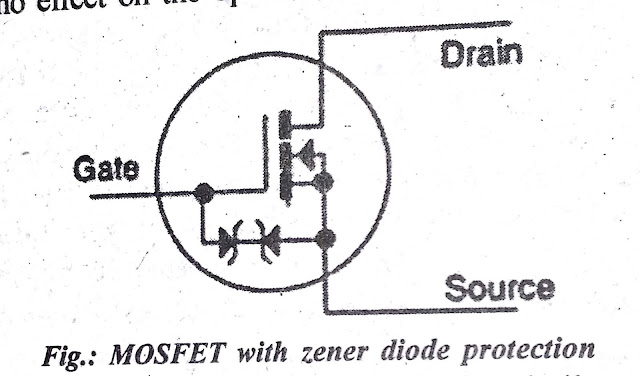 Techniques Used For  Handling MOSFET In Laboratory
