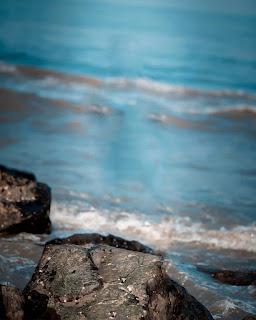 Ocean CB Background Of Gopal Pathak Free Stock