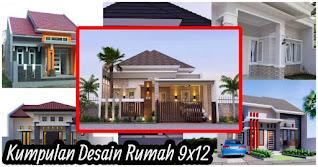 gambar rumah minimalis 9x12