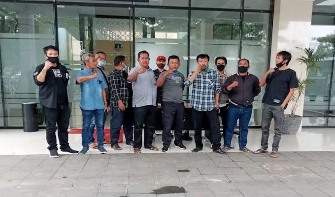 Aliansi Aktifis KP3B Soroti Kinerja Kadis DPURP Banten