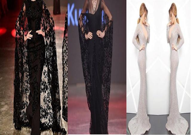 أزياء المصمم يوسف الجسمي 2018 اجمل فساتين وموديلات لعام 2018 من جسميكو