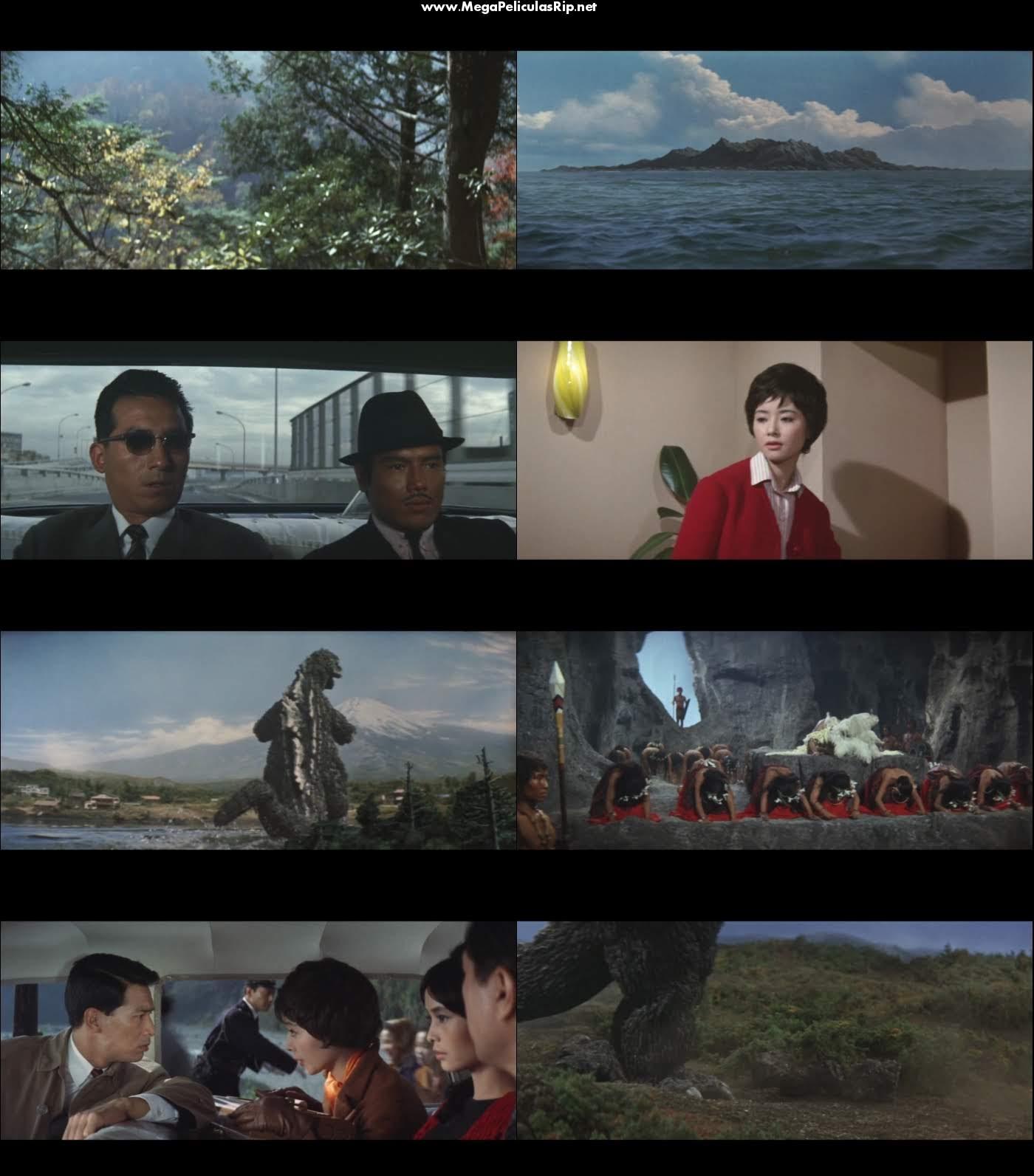 Ghidra, Monstruo De Tres Cabezas 1080p Latino