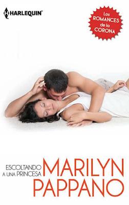 Marilyn Pappano - Escoltando A Una Princesa