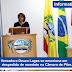Vereadora Deuza Lages se emociona em despedida de mandato na Câmara de Pilar.