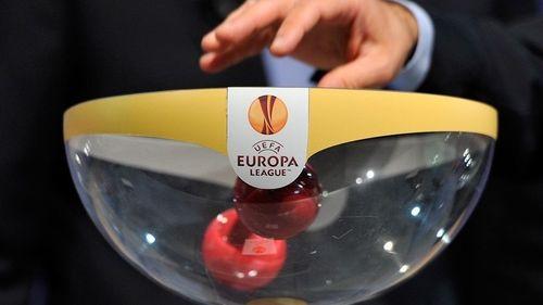 Жеребьевка 1: Футбол: Жеребьевка 1/4 и 1/2 финала Лиги Европы (15.03