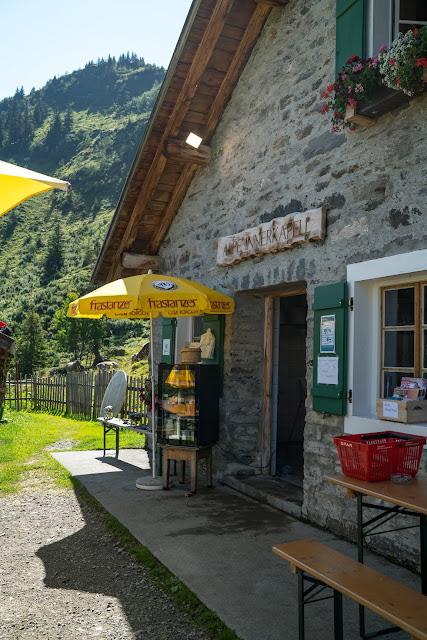E-Bike Rundtour Hochjoch - Alpe Innerkapell  Silvretta-Montafon 09