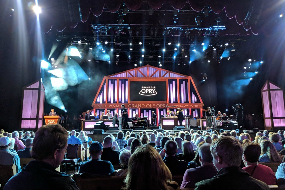 Grand Ole Opry Nashville Tennessee