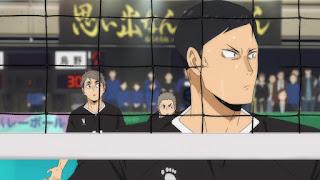 ハイキュー!! アニメ 第4期24話 バケモンたちの宴 | 烏野VS稲荷崎 | HAIKYU!! SEASON4 Karasuno vs Inarizaki
