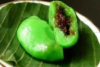 Kue Bugis Kue Tradisional Jajanan Pasar Khas Indonesia