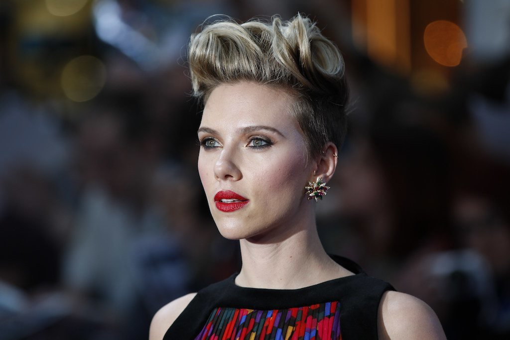 Scarlett Johansson: $56 million