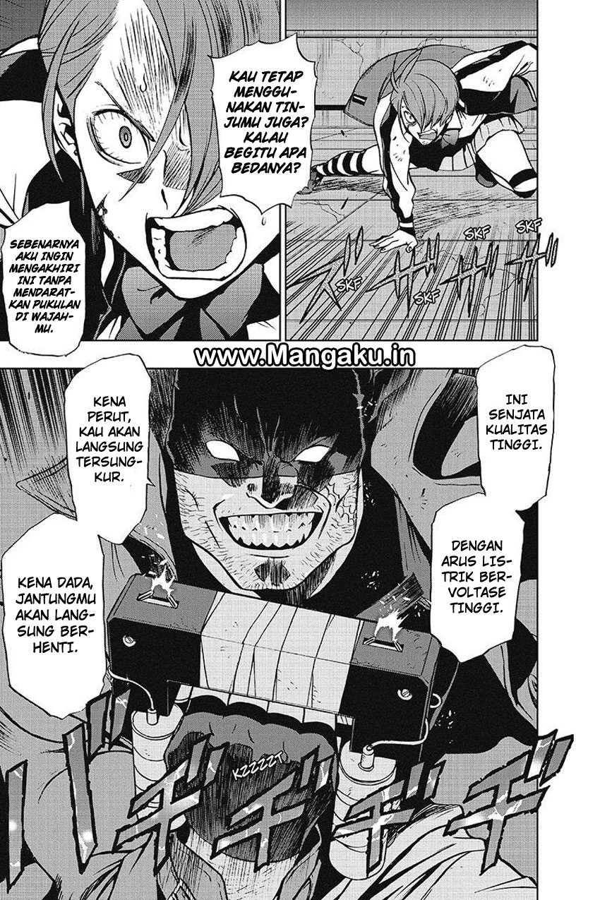 Boku no Hero Academia Illegals Chapter 23-5