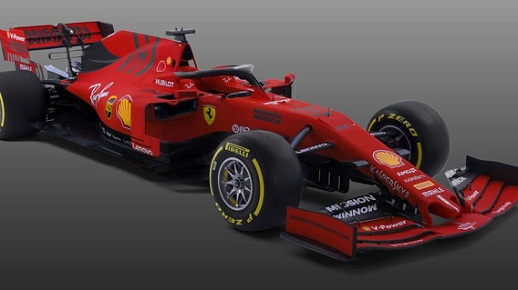 Ferrari revealed new SF 90  Formula 1 car for 2019