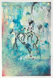 https://www.latelierdannapia.com/ matisse Annapia Sogliani artiste peintre pittrice painter artist Scuola Internazionale di illustrazione di Sarmede