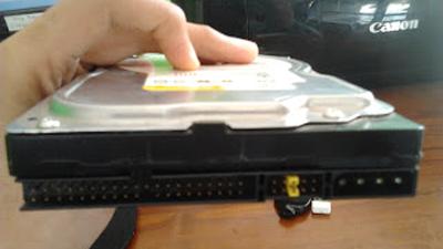 Memperbaiki Masalah Pada Hardisk WesterDigital Dan Boot Komputer Yang Lama Terdeteksi Oleh Bios