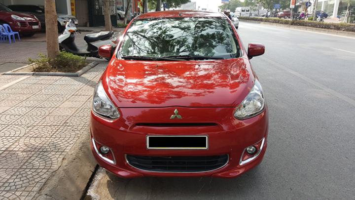 Mitsubishi Mirage giá còn 200 triệu đồng sau 6 năm sử dụng