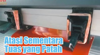 Tuas Mesin Cutting