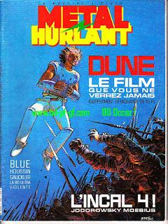 Dune le film