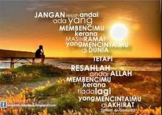 KATA-KATA BIJAK ISLAMI